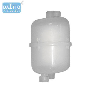 Highly Effective Disposable Capsule Filter Large Filtration Area 10 Micron Ink Jet Filter