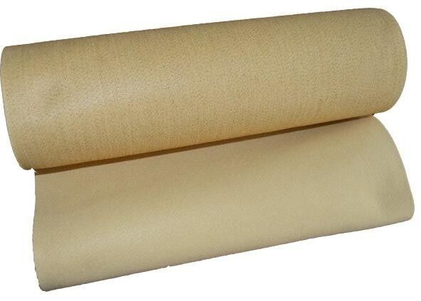 Aramid Material Industrial Filter Cloth High Modulus Fiber 2.2mm Thickness