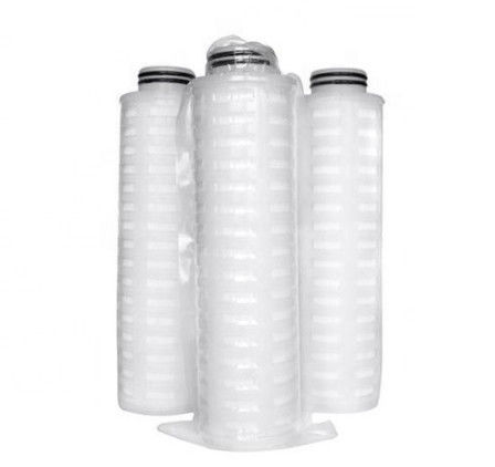 Pharmaceutical Grade 0.1 Um PP Filter Cartridge For Compressed Air Filtration